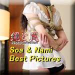 縄と罠 Photo Collection「Soa & Nami Best Pictures」