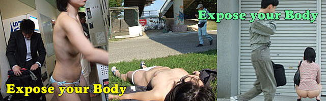 Expose your Body「Expose your Body 復刻版VOL.9」