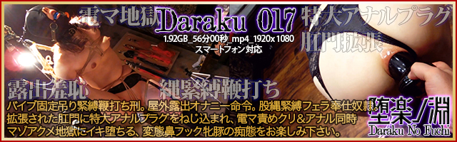 堕楽ノ淵 DarakuNoFuchi「Daraku 017」